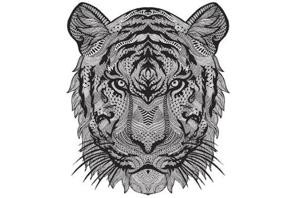 Mandalas de tigres