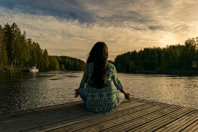 Los mandalas se pueden usar en la meditación o como una técnica de relajación.