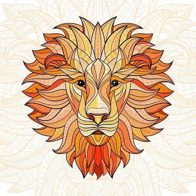 mandalas de animales coloreadas