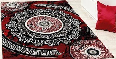 Las alfombras con mandalas más coloridas para tu salón o dormitorio. También alfombrillas para la cocina o el baño.