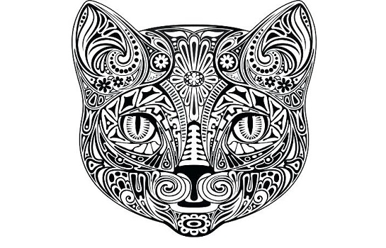 Mandalas de gatos