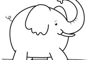 39 Dibujos De Elefantes Mandalas Para Colorear Mandalaswebnet