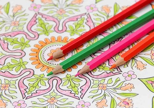 Lápices para pintar mandalas