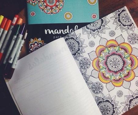 ▷ Los mejores libros de mandalas para colorear | Mandalasweb.net