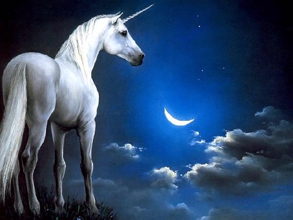 Disfruta con los mandalas de unicornios para colorear