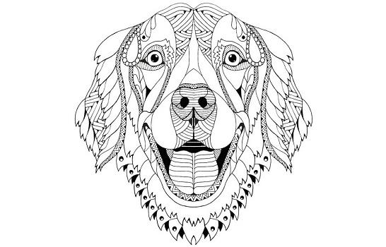 Mandalas de perros