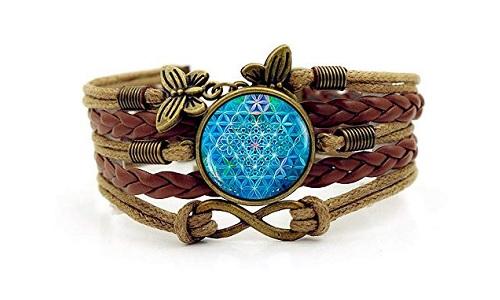 ¿Prefieres las pulseras a los relojes o te gusta llevar ambas cosas? Tenemos la pulsera mandala que estás buscando.