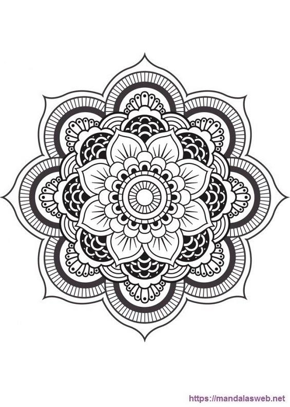 Significado De La Flor De Loto Mandala Imagenes
