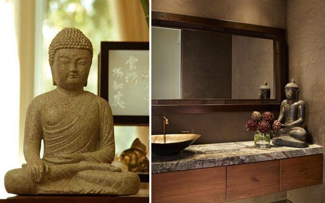 Budas para decoración