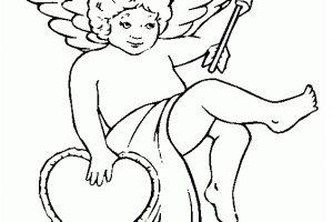 Dibujos de corazones con alas