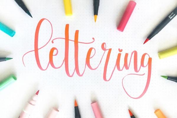 rotuladores para lettering