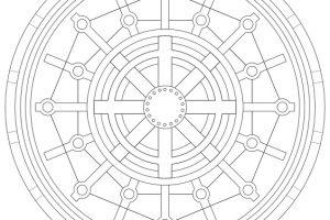 dibujos de una mandala