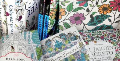 libros para colorear de adultos para niños