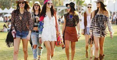 ropa hippie